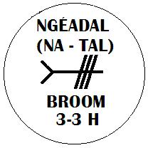 NGeadal - Broom Ogham